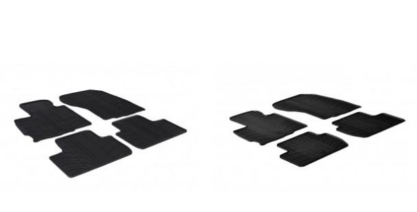 Se vam zdijo gumi tepihi za avto neestetski?