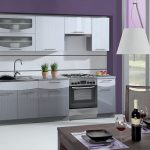 Kuhinjski bloki v različnih postavitvah