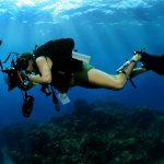 Nepozabni spomini ustvarjeni s podvodno kamero
