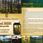 Izboljšajmo svoje zdravje z naravnim MSM dopolnilom